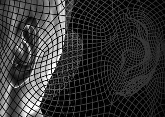Gravat de Jaume Plensa, Estampa digital Giglée